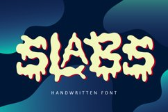 Slabs - Abstract Font Product Image 1