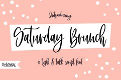 Silky Smooth Font Bundle Product Image 4