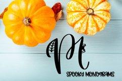 Spooky Monograms - A Halloween Monogram Font Product Image 4
