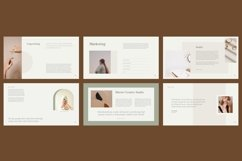 MARSIE Powerpoint Template Product Image 6