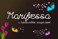 Marifessa Font - a handwritten script font Product Image 1