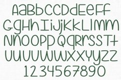 Brayden Embroidery Font 1398 Product Image 2
