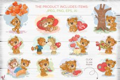 Teddy bear. Love collection.   Product Image 3