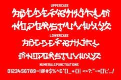Sakura Japanese style font Product Image 6
