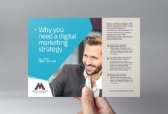 Digital Marketing Flyer Template Product Image 2