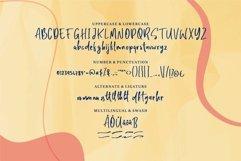 Web Font Blomming - A Stylish Handwritten Font Product Image 4