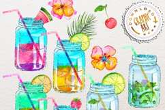 Summer drink Clip Art Product Image 2