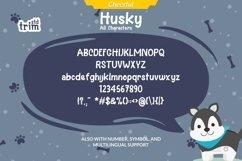 Husky - Fun Holiday Font Product Image 2