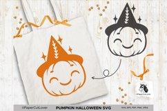 Jack o Lantern Pumpkin SVG Bundle Pumpkin face SVG Halloween Product Image 3