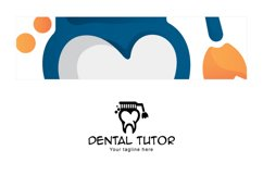 Dental Tutor - Intellectual Stock Logo Template Product Image 3