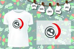 Santa cam svg, santa cam clipart, elf cam svg, elf watch Product Image 2