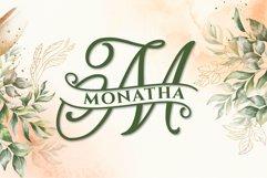 ROMANTIC LOVES MONOGRAM Product Image 3