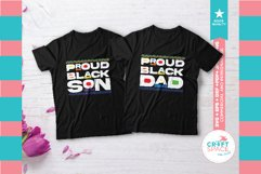 Black Fathers Matter Bundle, SVG, EPS, PNG and More Product Image 2