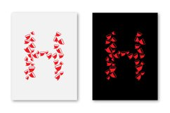 Santa Hat Font - A Fun Christmas Font Product Image 2