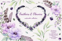Feathers & Flowers Product Image 1