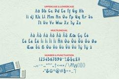 DES FORD Font Product Image 5