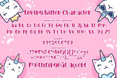 Loving kitten a Quirky Font Product Image 6