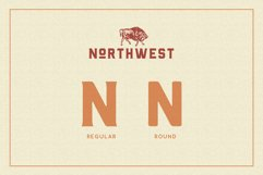 The Northwest - Modern Vintage Type Family Product Image 3