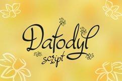 Dafodyl Font Product Image 1