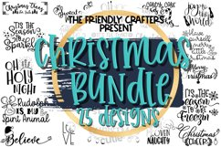 Christmas Bundle - 25 Designs Product Image 2