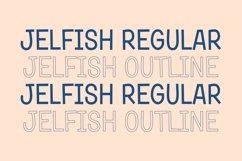 Jelfish - Playful Sans Product Image 6