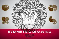Symmetric Drawing Ai Templates Product Image 1