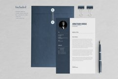 Jonathan Resume with Cover Letter Professional Template Product Image 3