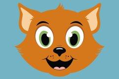 Cat and Dog Bundle SVG Cut Files, pet clipart Product Image 2