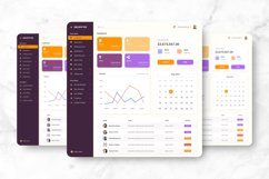 Encryptee - Admin Dashboard Template Product Image 2