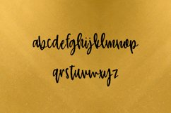 Nickely - A Textured Script Product Image 6