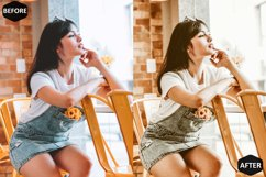 Macadamia Photoshop Actions And ACR Presets, Brown Ps action Product Image 6