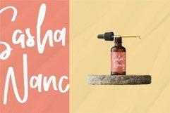 Blomming - A Stylish Handwritten Font Product Image 2