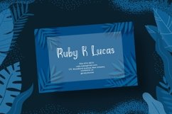 Web Font Beriley Product Image 2