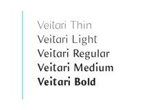 Veitari Typeface Product Image 2