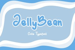 JellyBean    Cute & Playful Fonts Product Image 1
