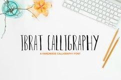 Ibrat Calligraphy Font Product Image 1