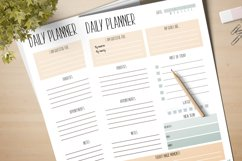 Daily Planner Template Product Image 3