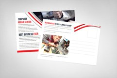Corporate and Business Post Card Product Image 2