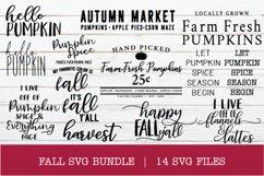 FALL SVG BUNDLE Product Image 1