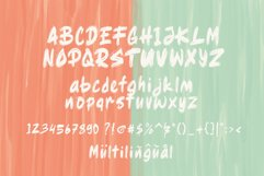 Ragsy   Cartoon layered font Product Image 4