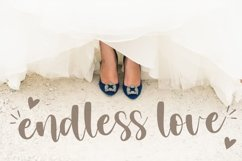 Mistikus Cinta Lovely Modern Handwritten Font Product Image 4