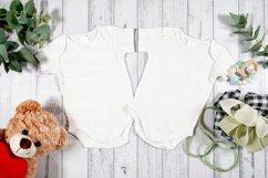 Farmhouse Baby Wear Craft Mockup Styled Stock Photo Bundle Product Image 5