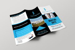 Fitness Brochure Template Product Image 3
