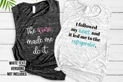 Funny Quote SVG Bundle Volume 1 - Colorful Version Product Image 3