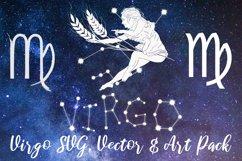 Virgo Zodiac, Constellation, Horoscope Pack Product Image 1