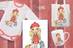 cartoon girls prints Product Image 3