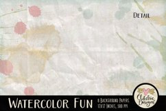 Watercolor Paint Background Textures Product Image 5