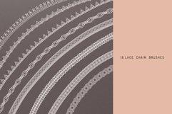 Lace Theme Procreate Brush Bundle Product Image 2