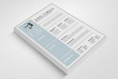 Word Resume CV Template Product Image 2