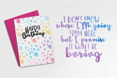 Happy Girl & Sunset Hill Font Duo Product Image 4